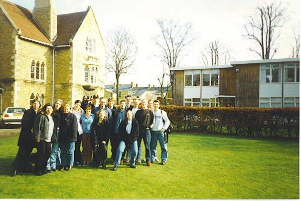HCIMA class 1998